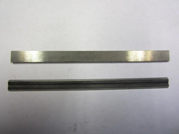 Ножи для электрорубанков Bosch, SKIL, прямые