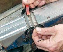 Замена ножей в электрорубанке
