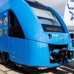 Уже в следующем году по территории Германии можно будет проехать на водородном поезде
