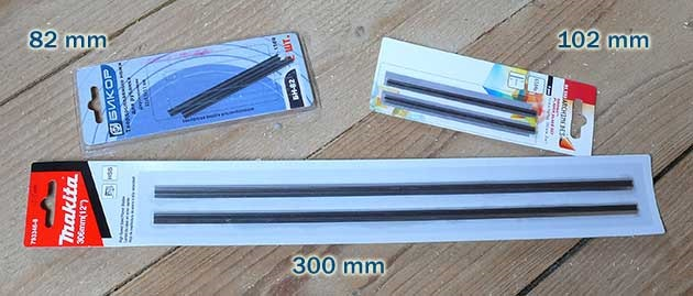 Одноразовые ножи