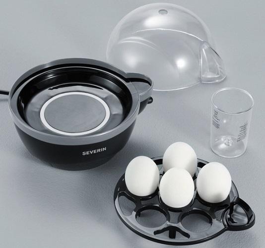 Комплектация яйцеварки