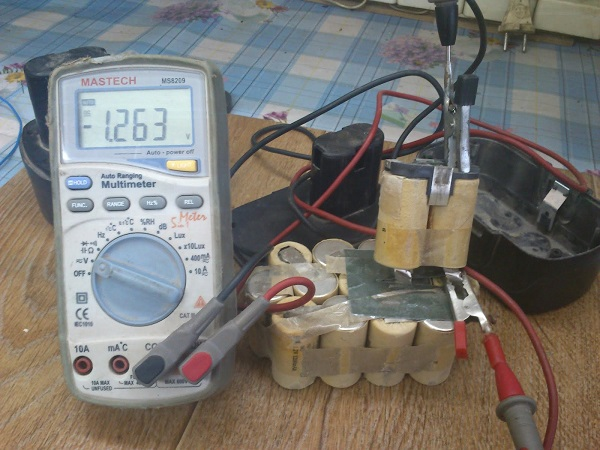 Зарядное устройство шуруповерта калибр инструкция