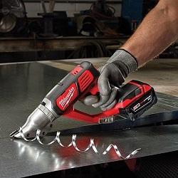 Электрические ножницы для резки металла и труб