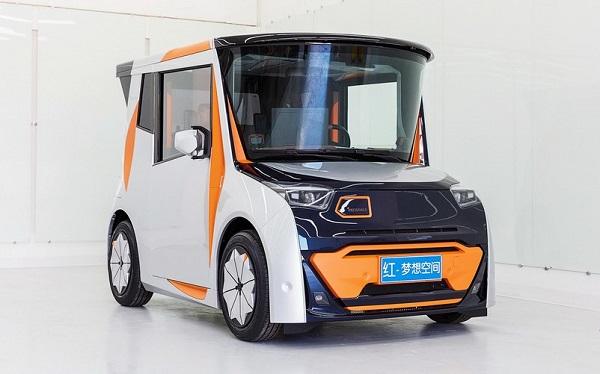 Создан электромобиль для работы «за рулем»
