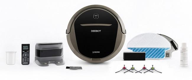 Комплектация Deebot dm81