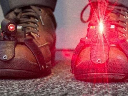 Специальные ботинки
