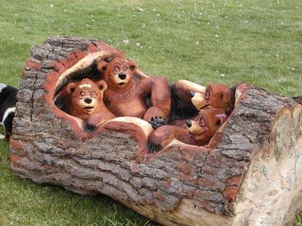 Деревянная подклка