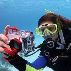 Выбор подводной фотокамеры