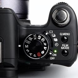 Основные настройки фотокамер