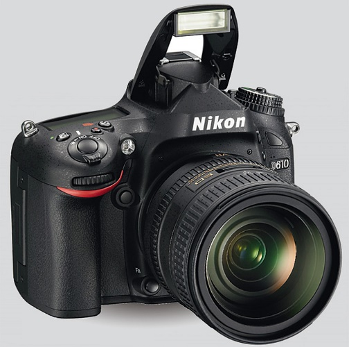 Nikon D610 Kit 24-85