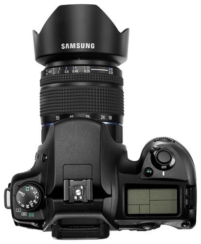 Samsung GX-20 Kit