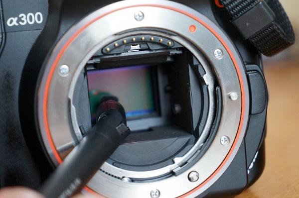 Как почистить матрицу на фотоаппарате в домашних условиях