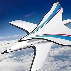 Разрабатывается гиперзвуковой самолет, способный долететь из Китая до США за 2 часа