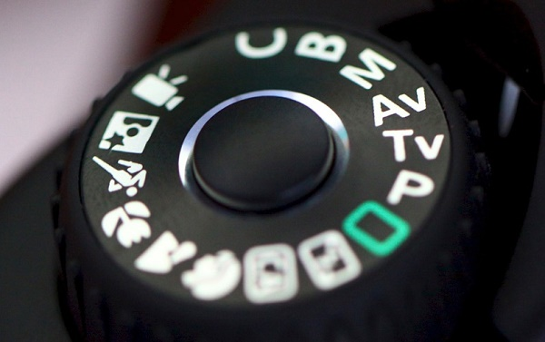Режим зеркального фотоаппарата