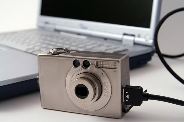 Сброс фото через USB