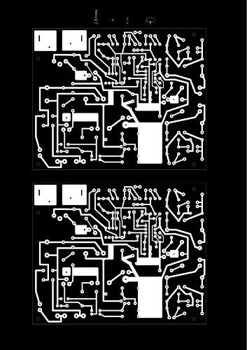 Схема для производства печатных плат