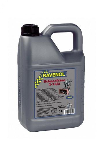 RAVENOL Schneefraese 4-Takt 5W-30