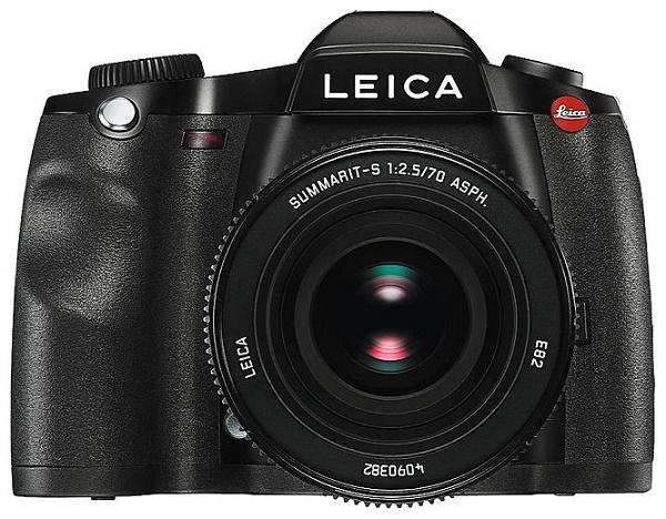 Leica S Body