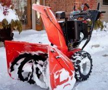 Рейтинг снегоуборочных машин
