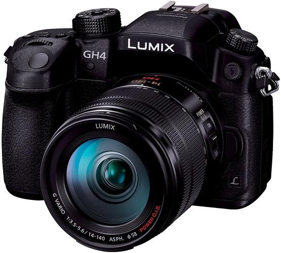 Panasonic Lumix DMC-GH4 Kit