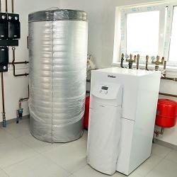 Стоит ли применять тепловой насос для обогрева дома