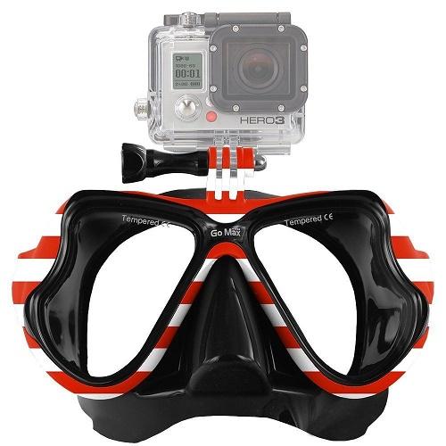Камера в виде маски