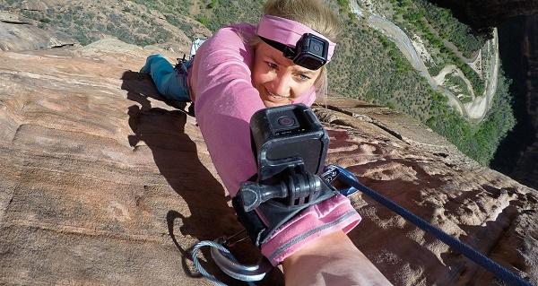 Камера для экстремального спорта