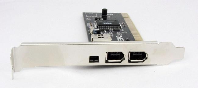 Контроллер IEEE-1394