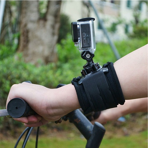 Экшн-камера для велосипедиста