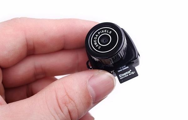 Автономная видеокамера