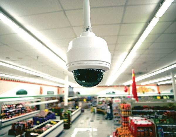 Видеокамера в магазин