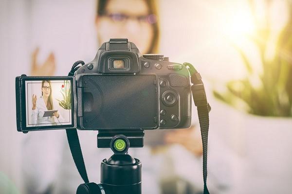 Камера для видеоблоггера
