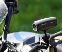 Камера для мотоциклиста