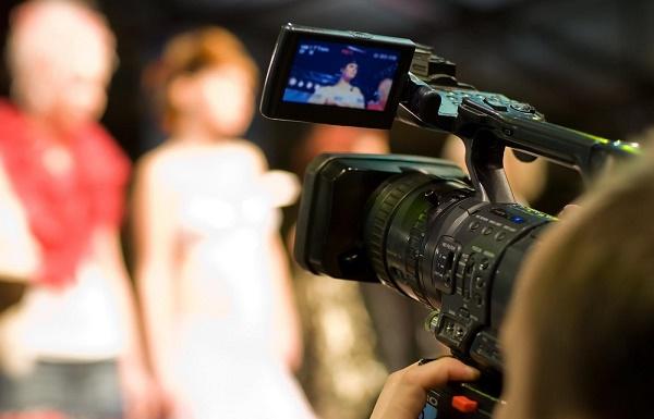 Съемка видеокамерой