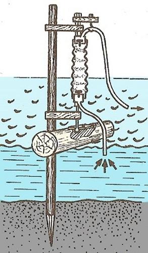 Волновой насос