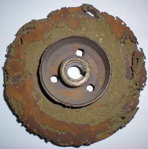 Кольцо агрегата
