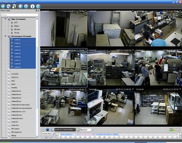 Системы безопасности информация о видеонаблюдении контроле