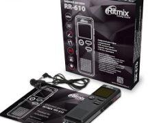Диктофоны Ritmix