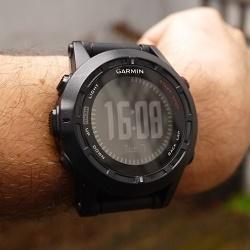 Обзор на часы Garmin Fenix 2