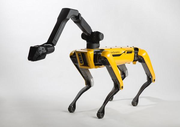 Собака-робот поступит в продажу в следующем году