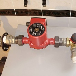 Правильный монтаж циркуляционного насоса в систему отопления