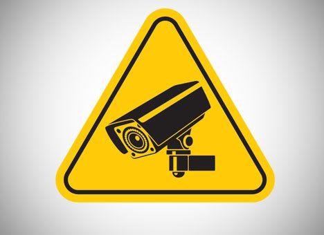 Знак запрета на видеосъемку