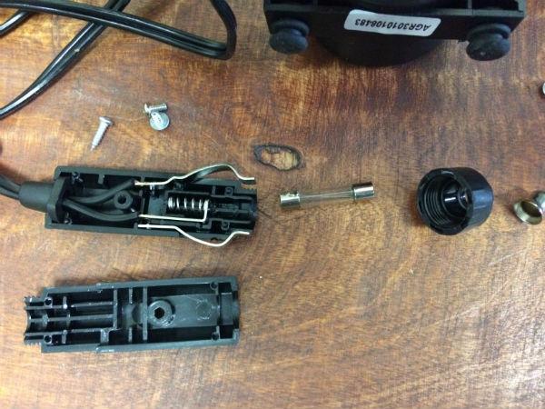 Проверка сетевого кабеля