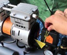 Ремонт воздушного компрессора