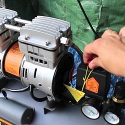 Ремонт и обслуживание воздушного компрессора своими руками