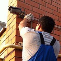 Правила монтажа камер для видеонаблюдения