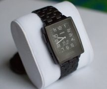Pebble Steel обзор