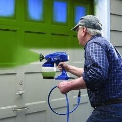 Выбор краскопульта для дома