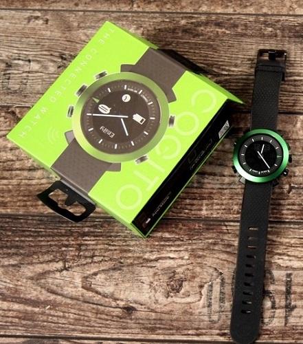 Часы и упаковка