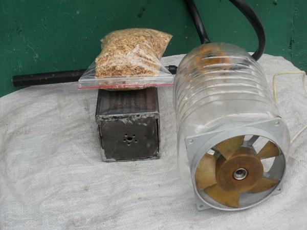 Изготовление компрессора